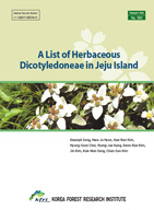 A list of Herbaceous Dicotyledoneae in Jeju Island